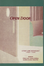 Open Door: A Poet Lore Anthology by Roland…
