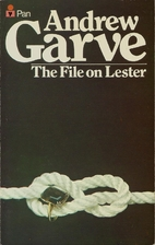 The Lester affair by Andrew Garve