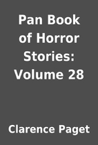 Pan Book of Horror Stories: Volume 28 by…