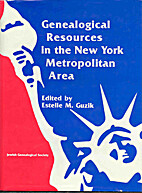 Genealogical Resources in the New York…