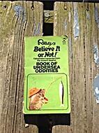Ripley's Believe It or Not! Book of…