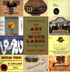 The Art of the Wine Label by Robert Joseph