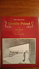 Identity prized : a history of Subiaco by…