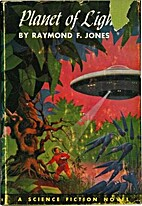 Planet of Light by Raymond F. Jones
