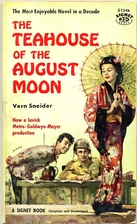 The Teahouse of the August Moon by Vern…