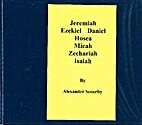 JEREMIAH, EXEKIEL, DANIEL, HOSEA, MICAH,…