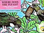 Where does the Tui go? by Andrew Crowe