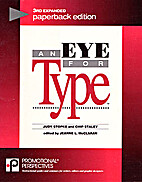 An Eye for Type by Judy Stopke