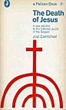 Death of Jesus by Joel Carmichael