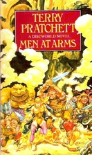 Men at Arms by Terry Pratchett