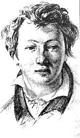 """Author photo. From <a href=""""http://en.wikipedia.org/wiki/Image:Heinrich_heine.jpg"""">Wikimedia Commons</a>"""
