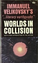 Worlds in collision by Immanuel Velikovsky