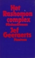 Het Rashomon-complex misdaadroman by Jef…