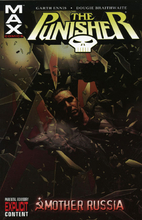 Punisher MAX Vol. 3: Mother Russia by Garth…