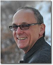 Author photo. Alan Roettinger