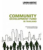 Community development fund in Thailand : a…
