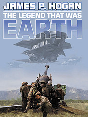 The Legend That Was Earth by James P. Hogan