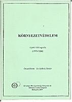 Környezetvédelem [2004] by Dr. Székely…