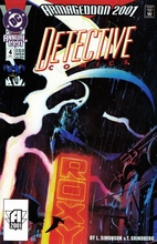 Detective Comics Annual #4 (Annual 1991)…