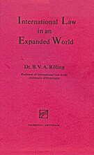 International law in an expanded world by…