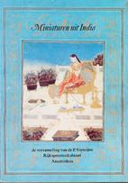 Miniaturen uit India : de verzameling van…