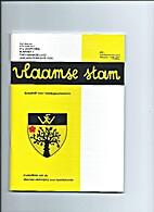 VLAAMSE STAM JAARGANG 41 NUMMER 1