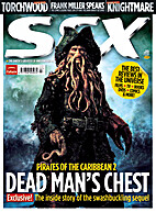 SFX 145 (July 2006) by Dave Bradley