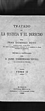 Tratado de la justicia y el derecho Tomo II…