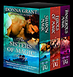 Sisters of Magic Boxed Set (Books 1 - 3) by…