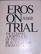 Eros on Trial Including: A Portfolio of the…