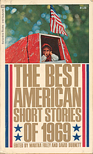 The Best American Short Stories 1969 by…