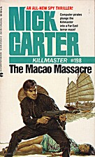 The Macao Massacre by Nick Carter