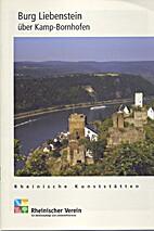 Burg Liebenstein über Kamp-Bornhofen by…