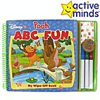 Disney Pooh ABC Fun My Wipe-Off Book by…