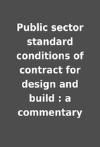 Public sector standard conditions of…