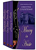 Regency Collection From Christina Courtenay…