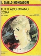 Tutti adoravano Cora - Il Giallo Mondadori…