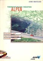 Toeristische routes in de Alpen by Hans…
