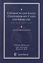 Contracts and Sales : Contemporary Cases and…