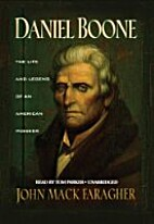 Daniel Boone: The Life and Legend of an…