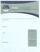 TECHSUMMARY : Evaluation of Current…