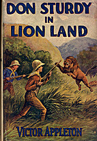 Don Sturdy in Lion Land by Victor Appleton