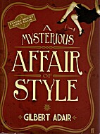 A Mysterious Affair of Style by Gilbert…