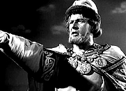Author photo. Cherkasov as Alexander Nevsky.
