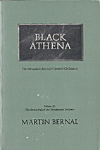 Black Athena: The Afroasiatic Roots of…