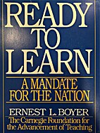 Ready to Learn: A Mandate for the Nation by…