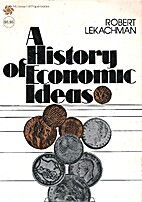 A history of economic ideas by Robert…