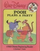 Pooh Plans a Party by Walt Disney