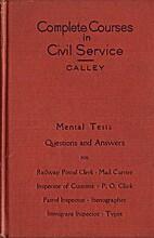 Complete courses in civil service;:…