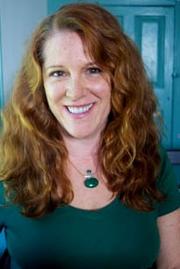 Author photo. Photo Credit: M. Culver